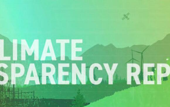 Resultados de México en el Reporte sobre la Transparencia Climática 2020