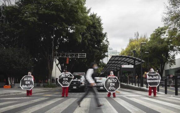 FOTOS: Ciudadanos piden ciclovías permanentes. Bajan contagios de COVID y mejoran calidad del aire, dicen